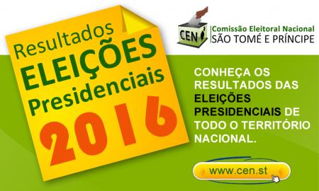 Eleições Presidenciais 2016