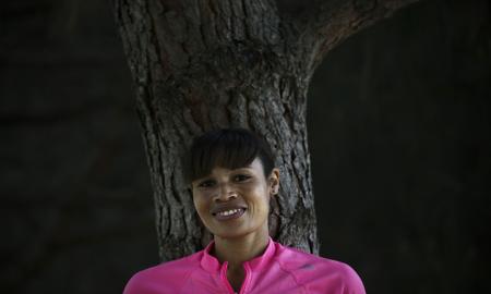 Naide Gomes, nascida em São Tomé e Príncipe