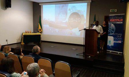São Tomé FestFilm anúncio dos vencedores